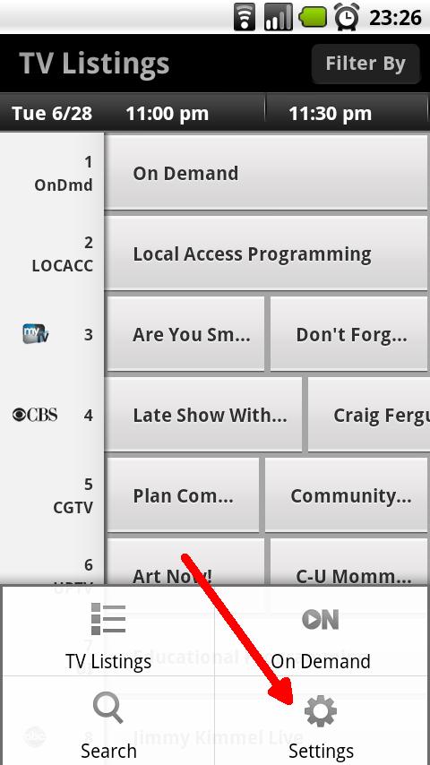 Cable box remote control broken in the Comcast Xfinity TV