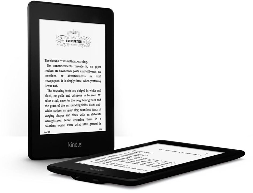 If you've gotten this far without throwing the Kindle against a wall, pat yourself on the back.