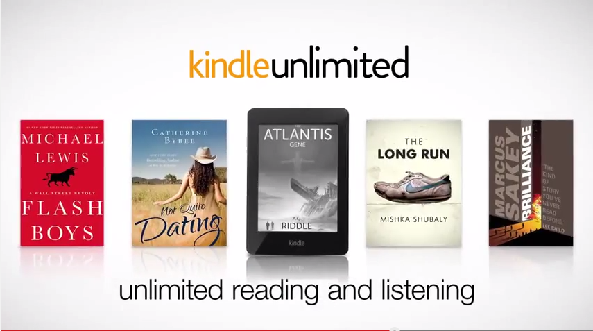 Kindle Unlimited: More details and a few questions about Amazon's subscription book service (exclusive video)