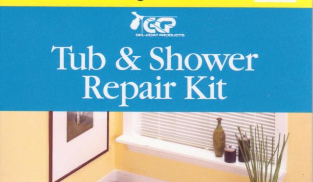 Gel Coat Products Tub Amp Shower Repair Kit Review Jdrch
