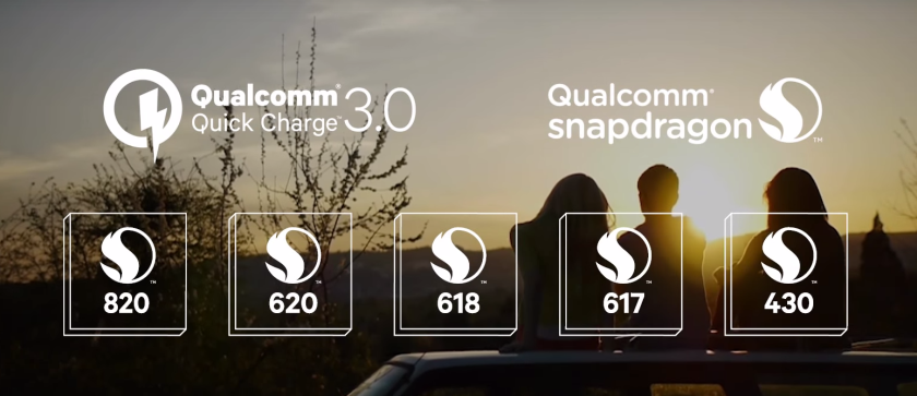 Qualcomm Quick Charge is compatible with USB Type-C where it matters