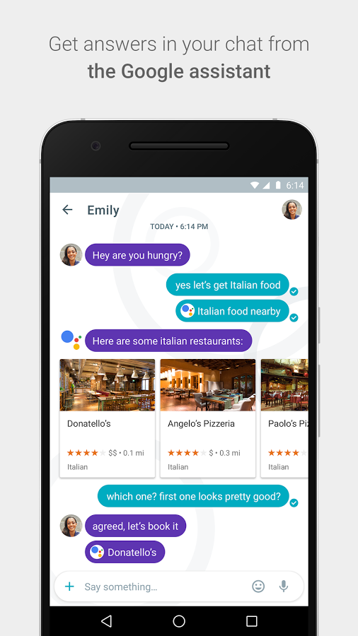 Stop fooling yourselves: Allo has NOchance